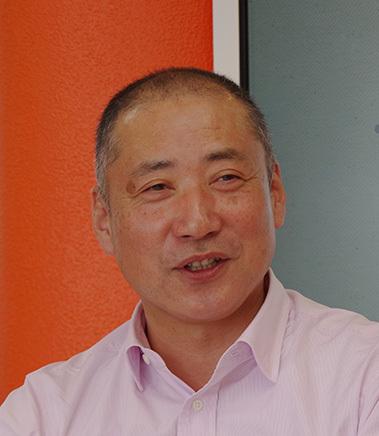 代表取締役社長 佐藤 栄司