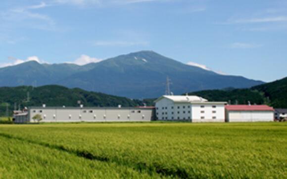 鳥海山麓工場