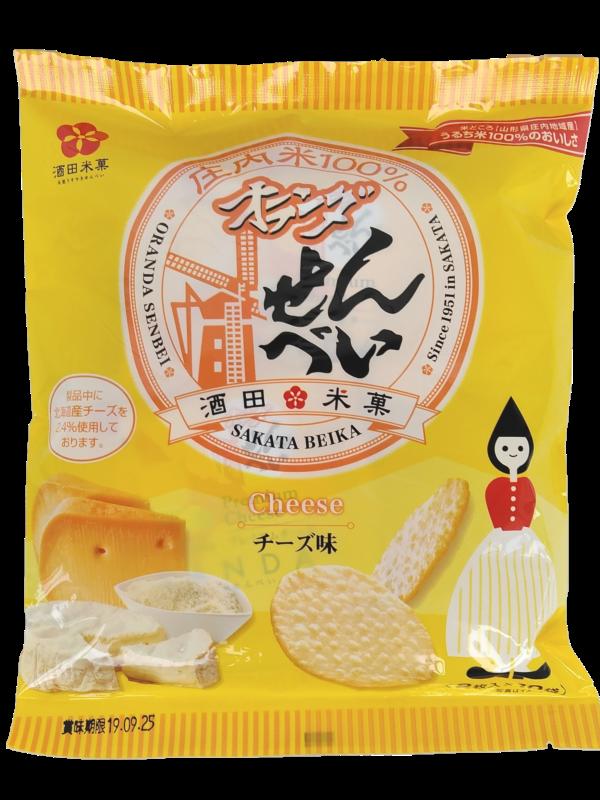 オランダせんべい チーズ味 2枚入×10袋
